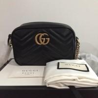 d419e2be9bca New Gucci Marmont Mini 18 Cm ของแท้ เช็คราคาล่าสุด ราคาถูก ราคาปัจจุบั