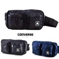 6b8b8f761f7f ราคา CONVERSE กระเป๋าคาดเอว รุ่น CONVERSE DELUXE CAMO WAIST BAG BLACK (  ของแท้เท่านั้น
