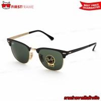 af60b75d2d แว่นกันแดด Rayban Clubmaster Metal Rb3716 187 เช็คราคาล่าสุด ราคาถูก ร