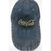 Embroidery Coke Cup outdoor dad cap men women fashion baseball cap classic